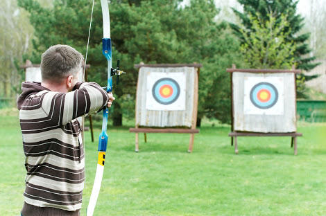 Have you ever tried archery?