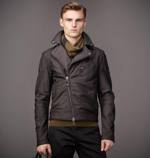 What do you think of this black jacket?