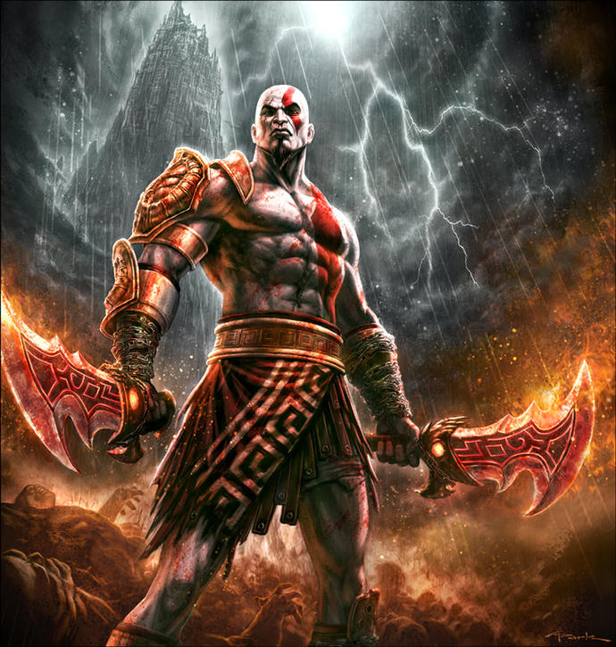 Are any of you GAG users God of War(video game franchise) fan?