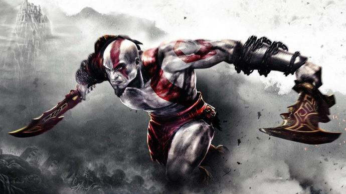 Are any of you GAG users God of War (video game franchise) fan?