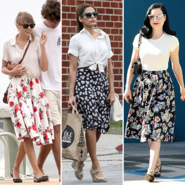 Guys, do you like the retro 1950s clothing look on girls?