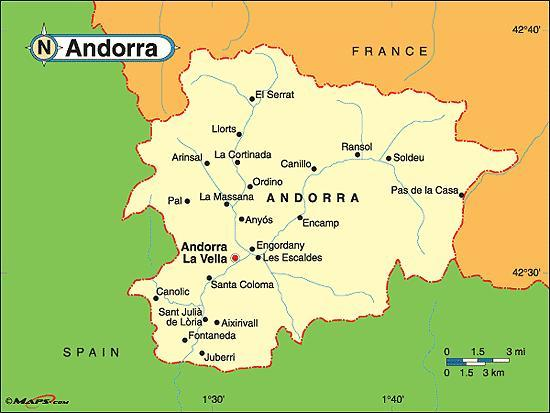 When you think of Andorra, what first comes to mind?