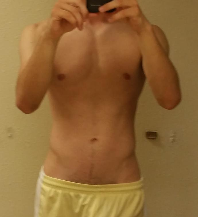 Girls, On a scale of 1 to nice body, how body is my body?