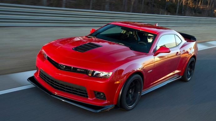 What track car would you get? Camaro Z/28, Cayman GT4, Corvette Z06, Shelby GT350R, or Viper ACR?