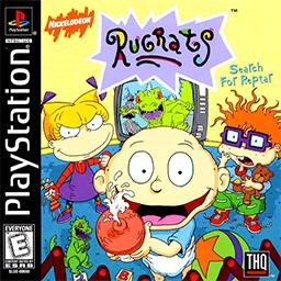 Have any of you people played the Rugrats video game The Search for Reptar for the PlayStation 1 (ps1)?