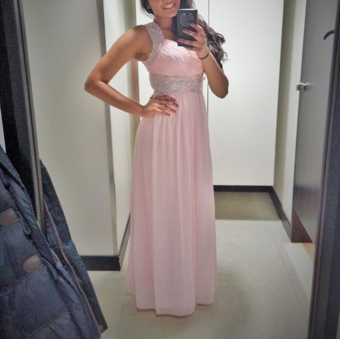 What do you think of this prom dress?