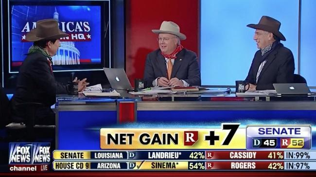 Why do conservatives dress like cowboys?