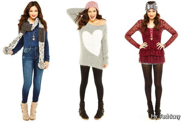 Which Fall Fashion Do you like the best?