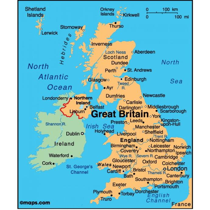When you think of the United Kingdom, what first comes to mind?