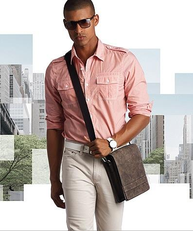 (POST PICTURES) Guys, would you ever weara murse/satchel? What outfit would you wear that it would go well with?