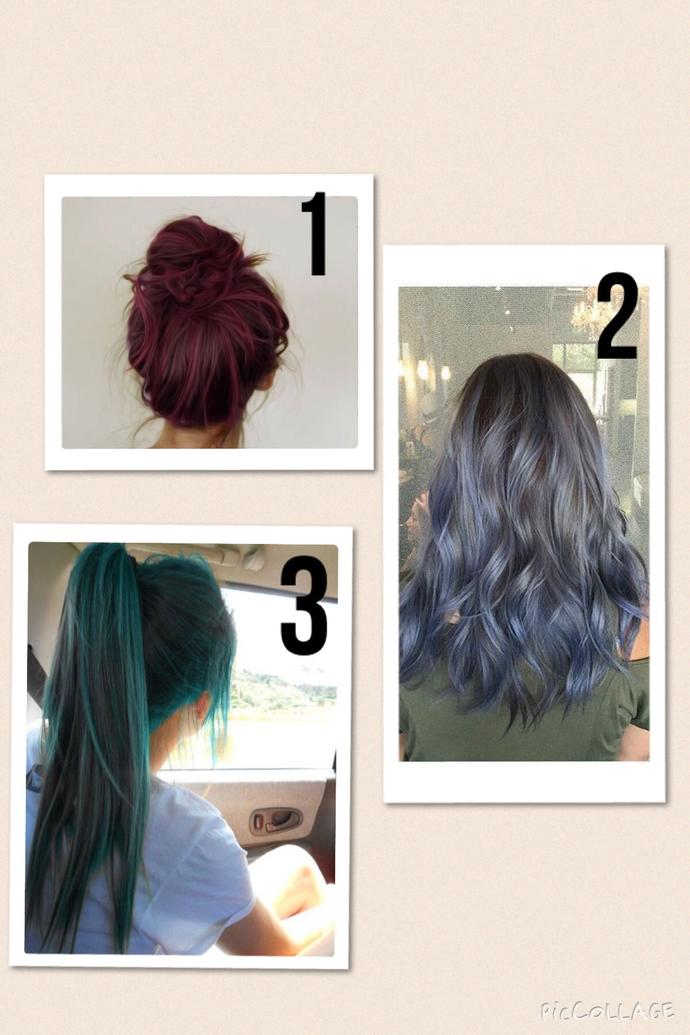What hair colour do you guys like best?