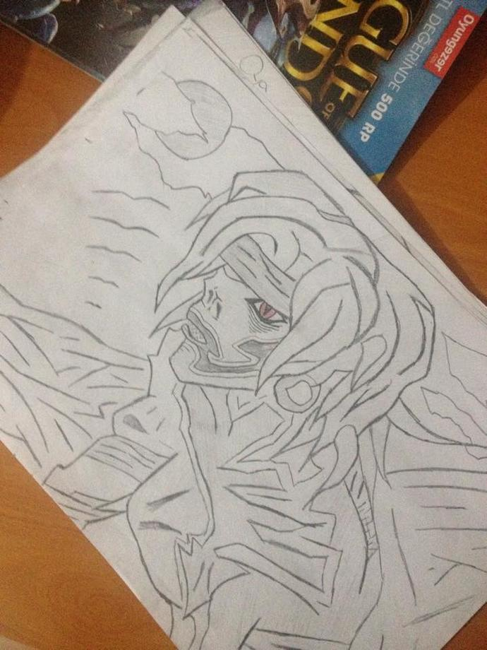 How İs My Drawing ?