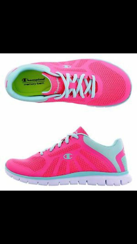 Champion shoes?