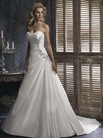 Girls, what wedding gown you dream of getting married in?