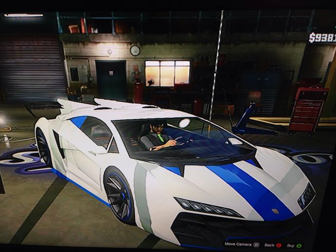 Gagers: What colour should my Zentorno be on GTA V?
