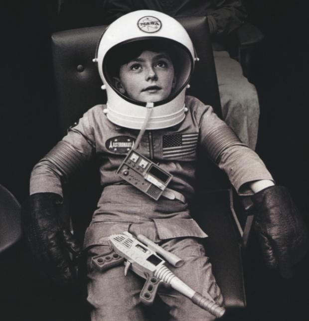 If a person born and grew up in space?