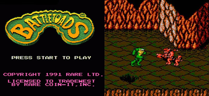 Does anyone remember the Pause music from the NES video game, Battletoads?