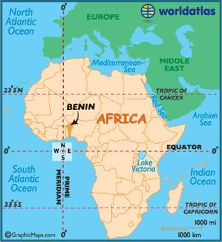 When you think of Benin, what first comes to mind?