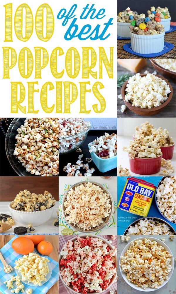 Do you like to eat popcorn?