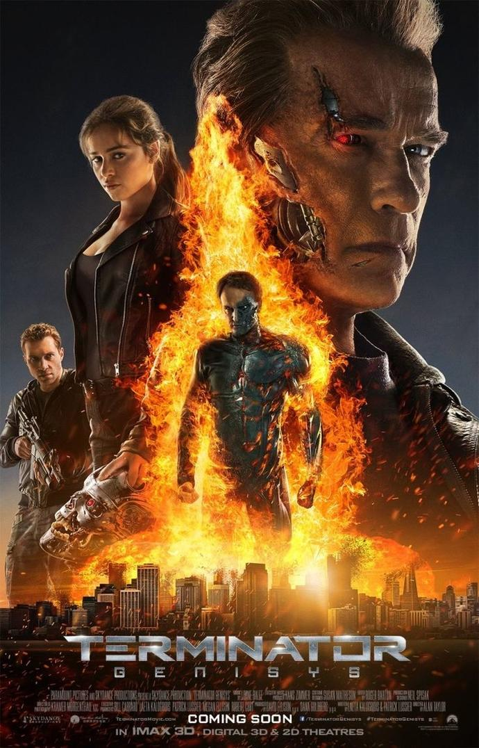 Have you seen the Terminator Genisys yet? What do you think about this new series?