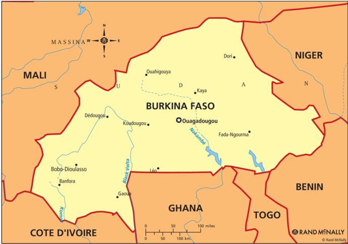 When you think of Burkina Faso, what first comes to mind?