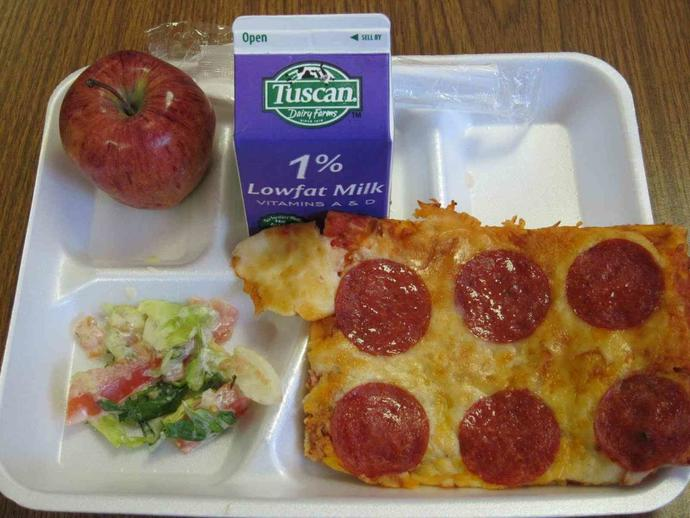 Study: Healthier school lunch rules are working - CNN