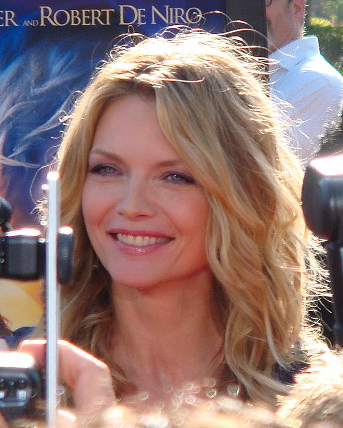 So who here thinks Michelle Pfeiffer is attractive despite her age?