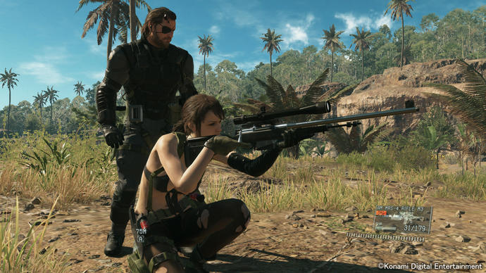 For those GAG users that are gamers, what do you think of the new Metal Gear Solid V: The Phantom Pain game so far?