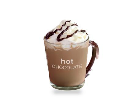 Autumn has started are you now gonna start with drinking hot choco??