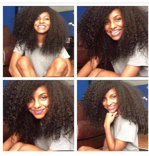 Poll: Do you like your natural hair or relaxed hair?