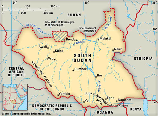 When you think of South Sudan, what first comes to mind?