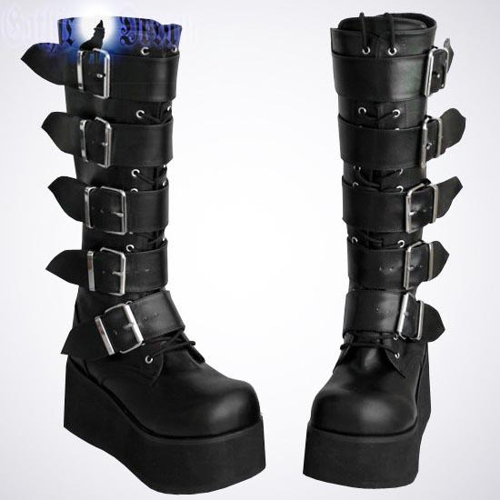 What would you think of a girl who was wearing these shoes?