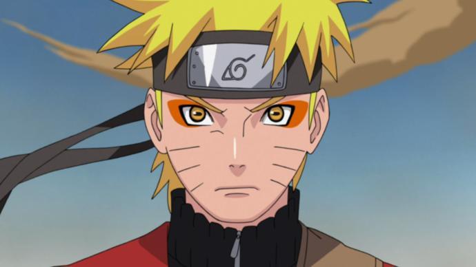 Do you know an realistic anime or an anime like Naruto?