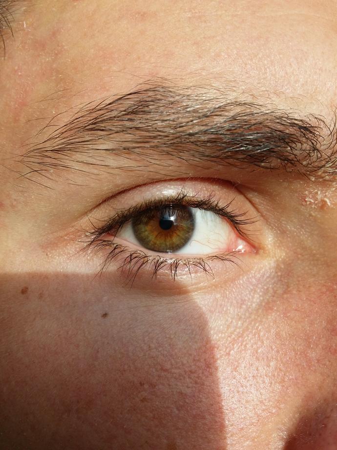 Girls, Do you like my eye ?