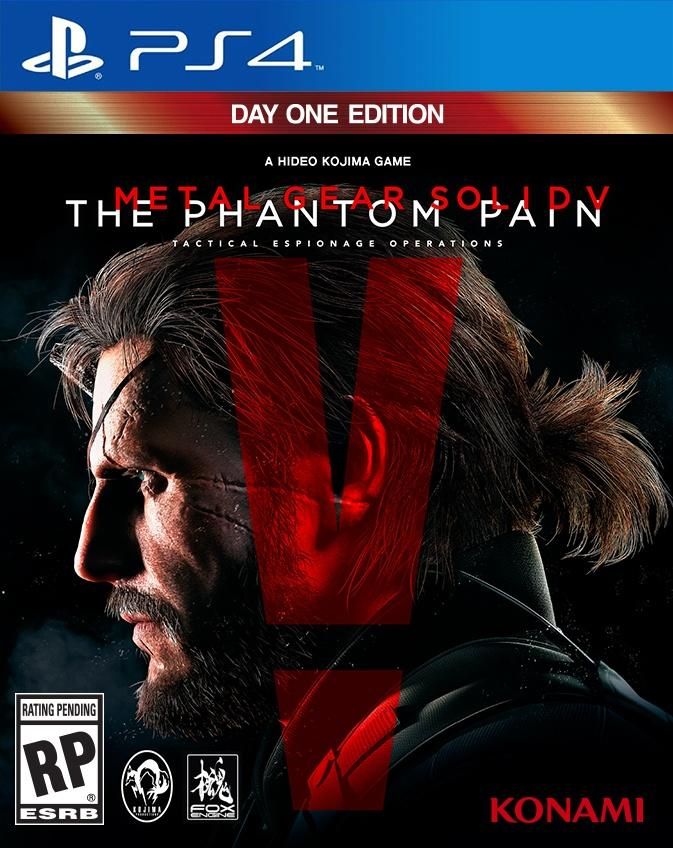 Have any of you GAG users played Metal Gear Solid V: The Phantom Pain yet?