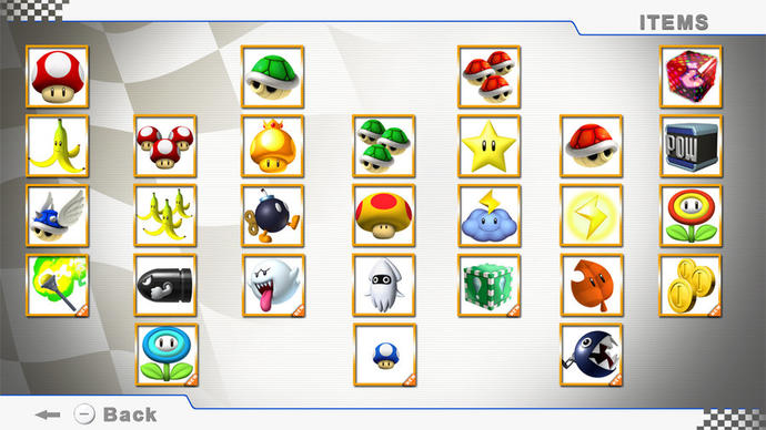 Which of the Mario Kart items do you feel takes the most skill to maximize its usability in a race (not battle mode)?