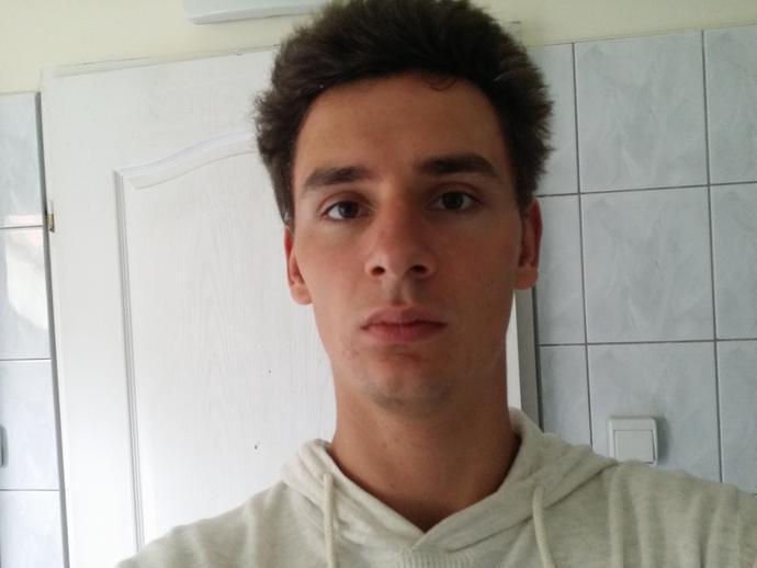 Girls, My boyfriend, how handsome on 1-10 ?