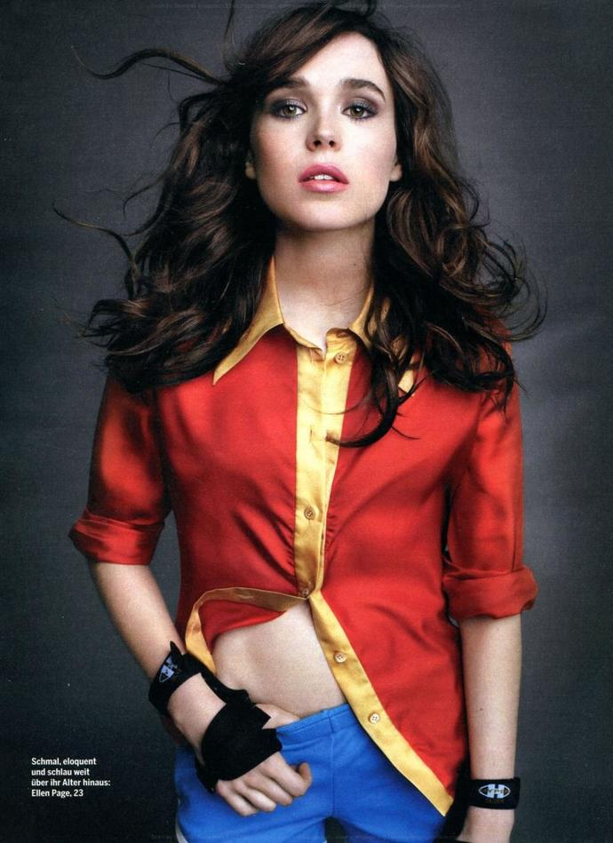 Ellen Page hot or not?