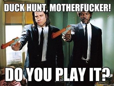 Django Unchained Vs Pulp Fiction? Bang bang? Bang bang?