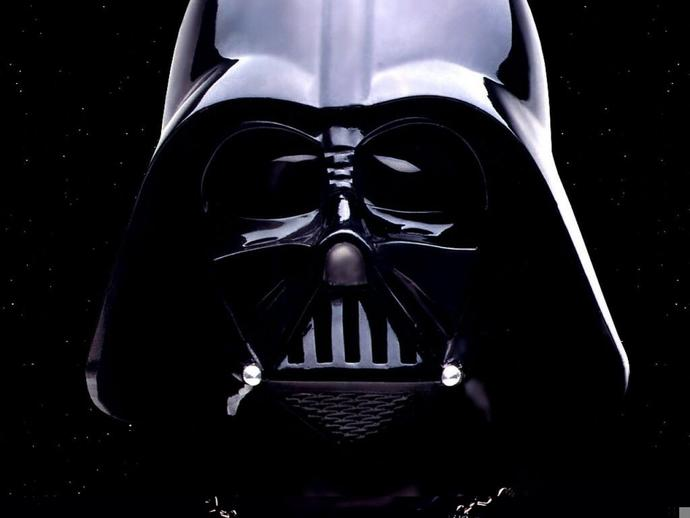 If you met Darth Vader, what's the first thing you would say?
