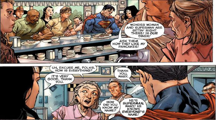 Would you date a kryptonian ?