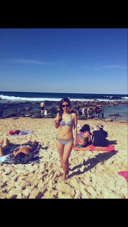 guys please be honest do i have an ok bikini body?