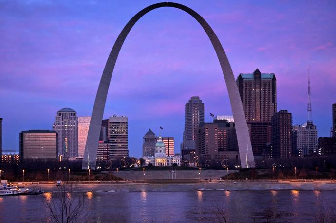 What's the first thing you think of when you think of St. Louis?