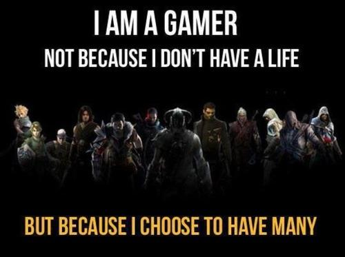 Are you a gamer?