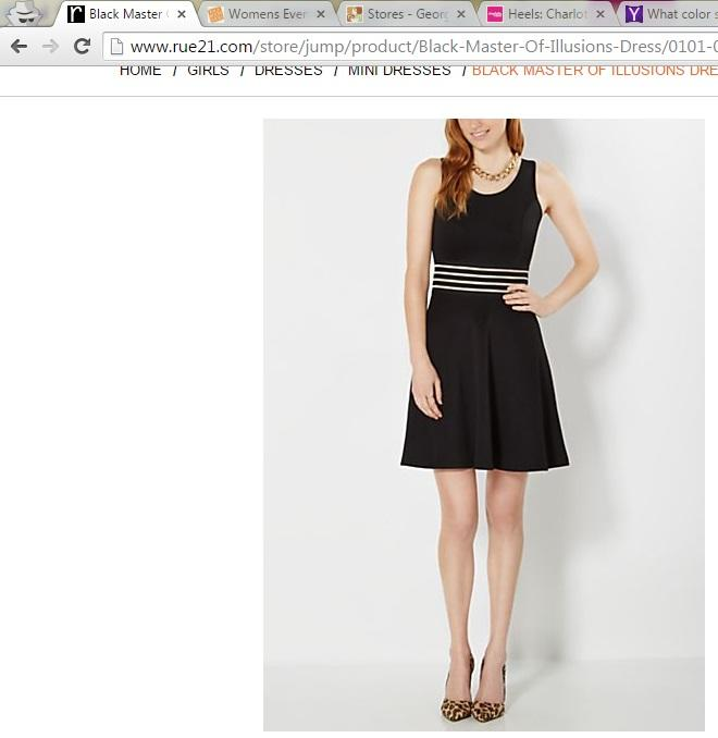 What kind of high heels with this dress?