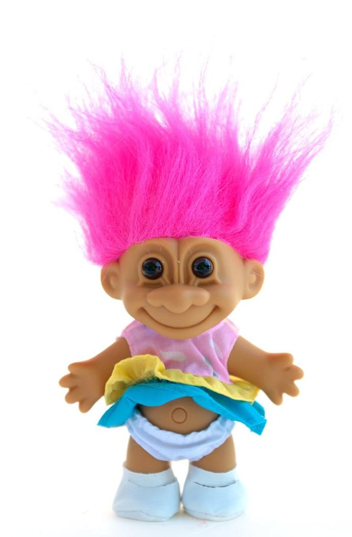 Are troll dolls cute? Why or why not?
