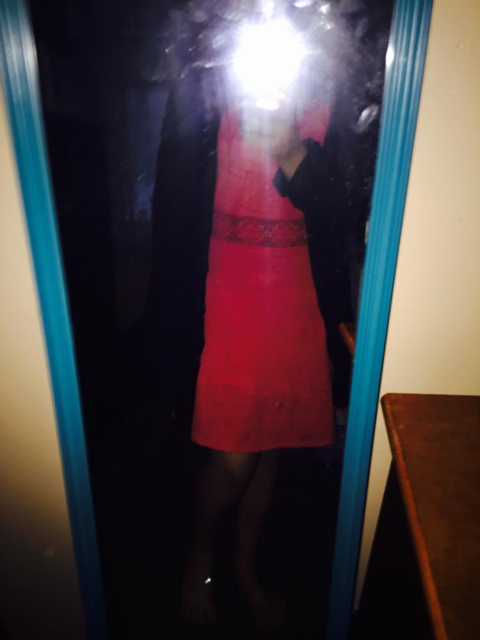 How does this dress look?