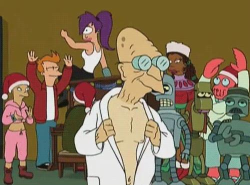 Would you kill off The Simpsons to bring back Futurama?