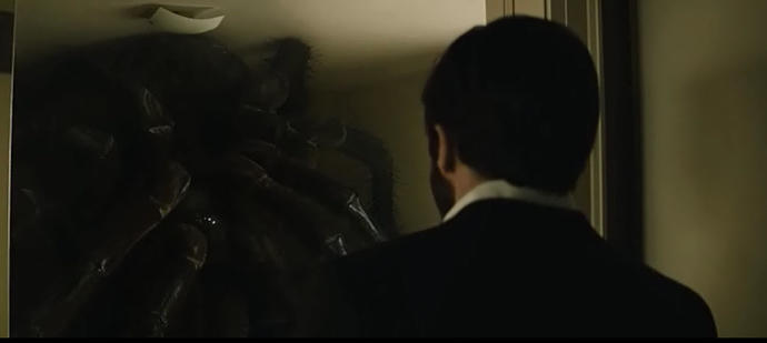 "What did the BLACK SPIDER in the movie ""ENEMY"" BY Jake Gyllenhaal mean?"