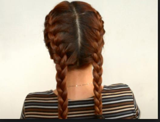 Men: what do you think of a woman wearing 2 french braids? Hot or not?